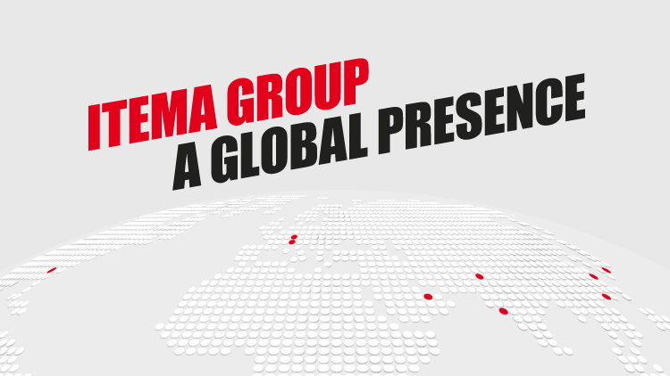 itema group global presence