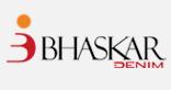 BHASKAR DENIM logo